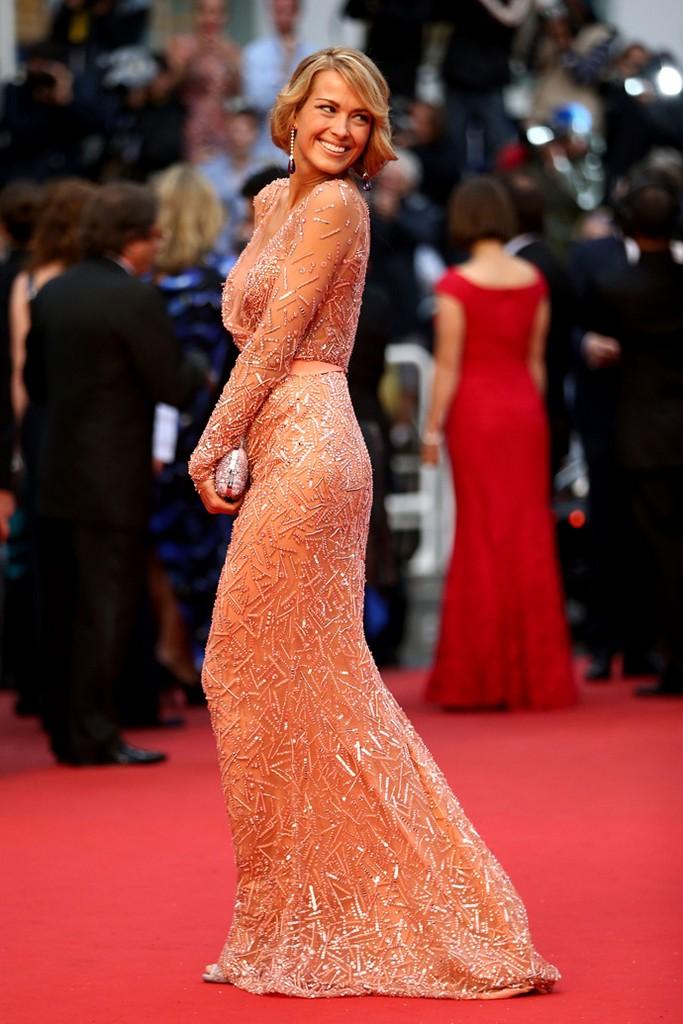 Самое красивое платье 66-го Каннского кинофестиваля 34