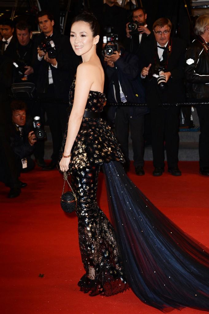Самое красивое платье 66-го Каннского кинофестиваля 37