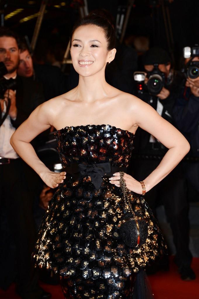 Самое красивое платье 66-го Каннского кинофестиваля 38