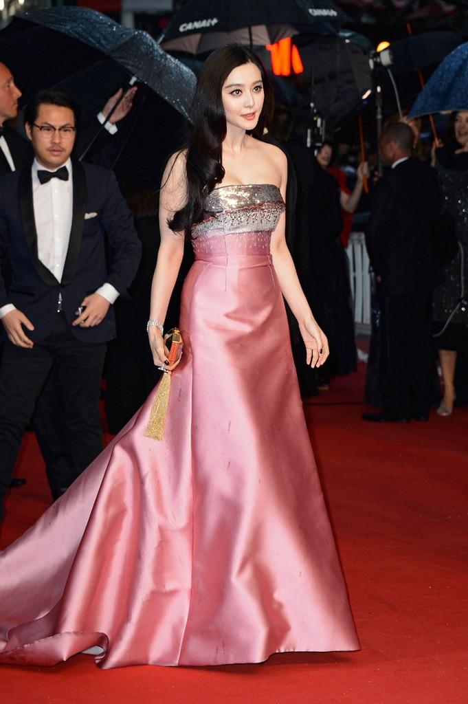 Самое красивое платье 66-го Каннского кинофестиваля 43