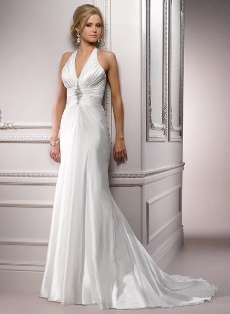 Пышные свадебные платья из коллекции Maggie Sottero 2013 2