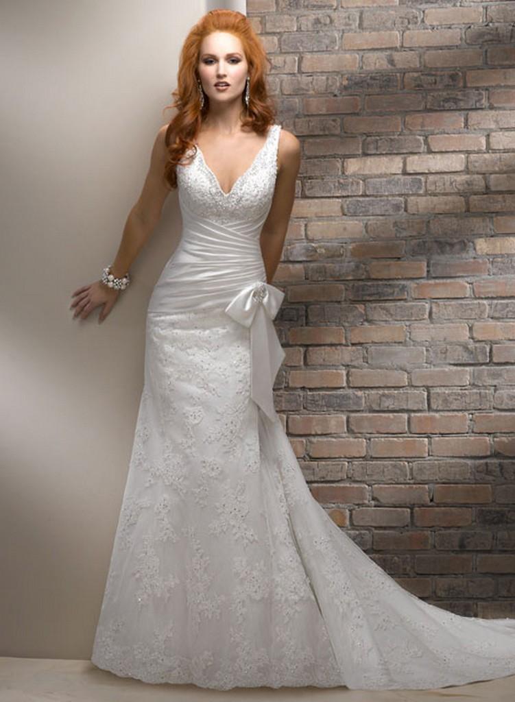 Пышные свадебные платья из коллекции Maggie Sottero 2013 5