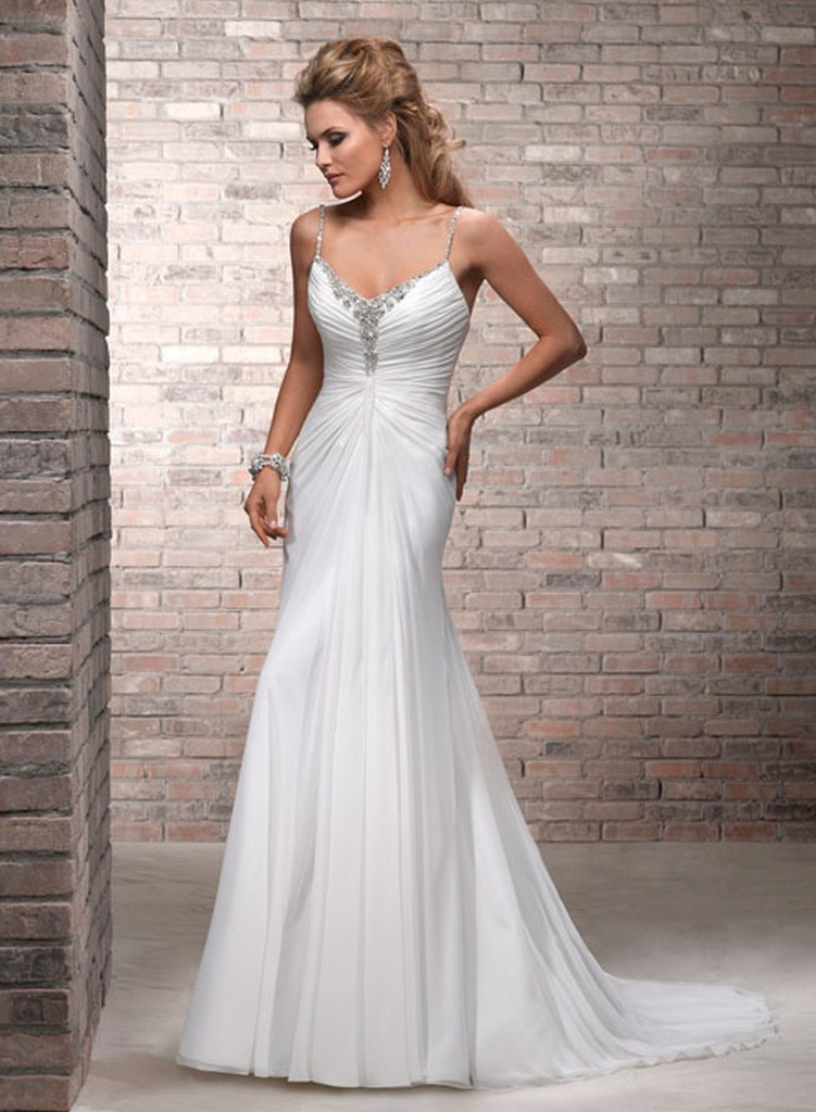 Пышные свадебные платья из коллекции Maggie Sottero 2013 7