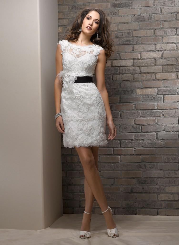 Пышные свадебные платья из коллекции Maggie Sottero 2013 9