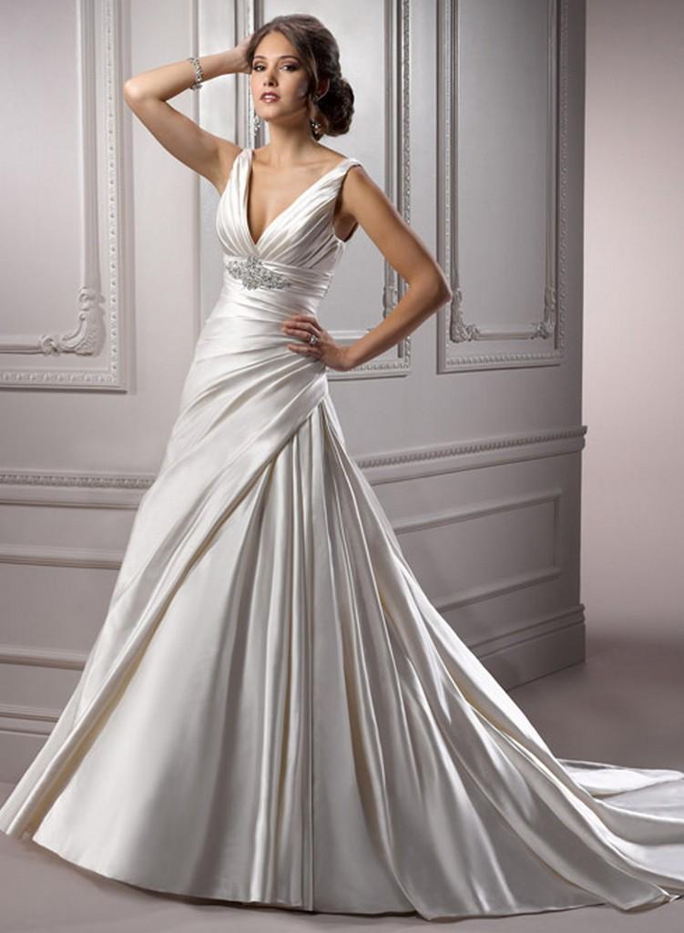 Пышные свадебные платья из коллекции Maggie Sottero 2013 16
