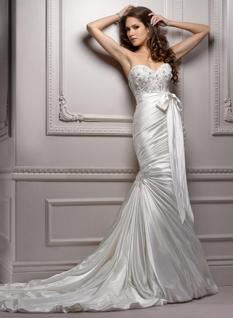 Пышные свадебные платья из коллекции Maggie Sottero 2013 17