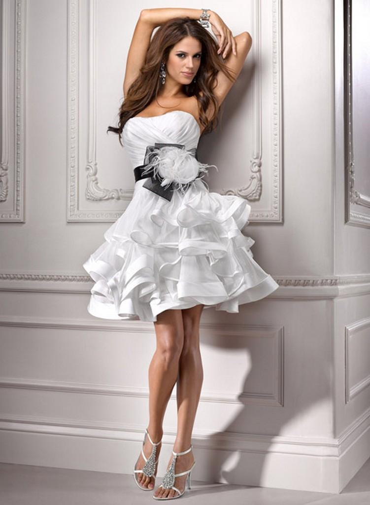 Пышные свадебные платья из коллекции Maggie Sottero 2013 19