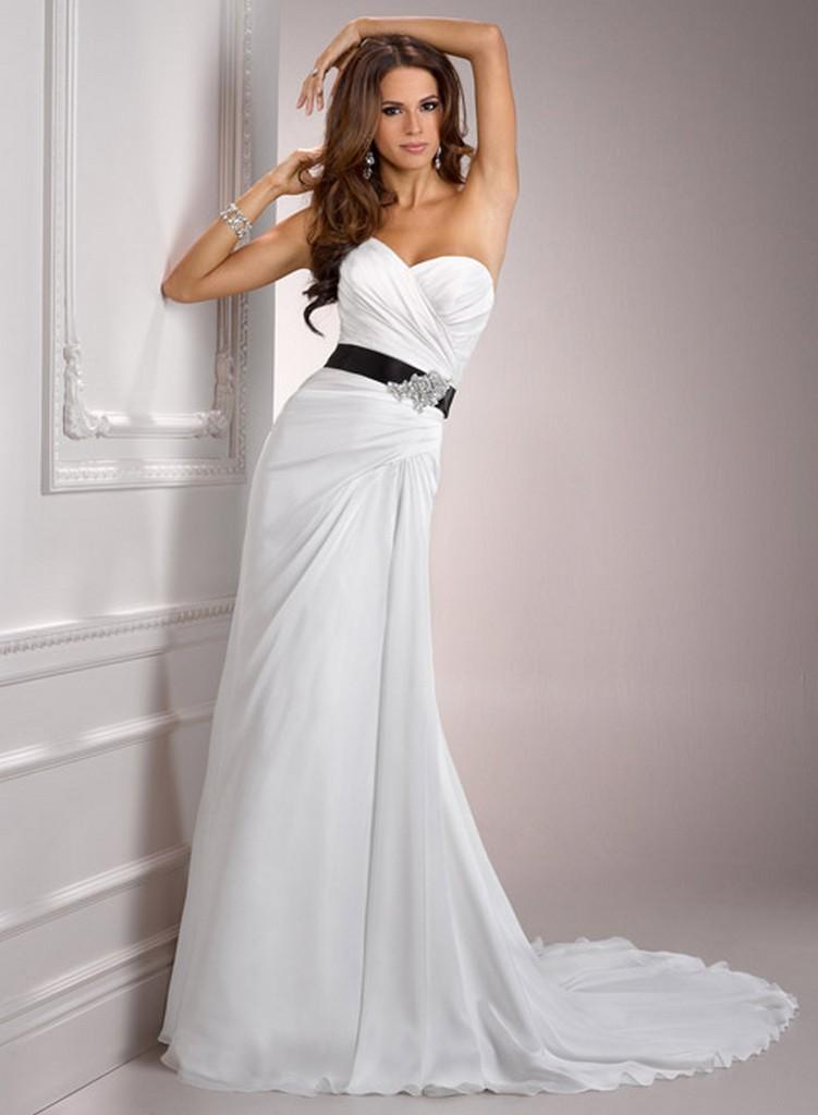 Пышные свадебные платья из коллекции Maggie Sottero 2013 21