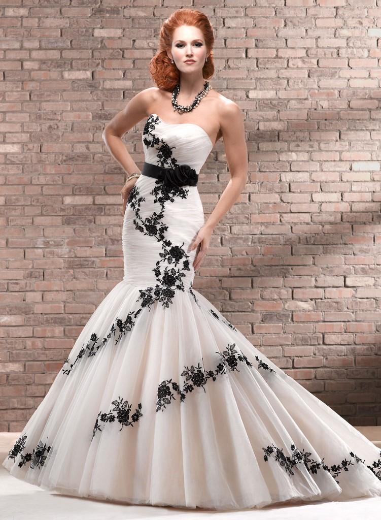Пышные свадебные платья из коллекции Maggie Sottero 2013 25
