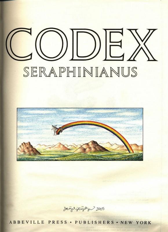 Codex seraphinianus - загадочная книга о выдуманном мире 11