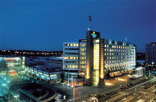 Отдых в отелях Киева и Хельсинки 3