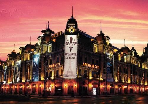 Отдых в отелях Киева и Хельсинки 4