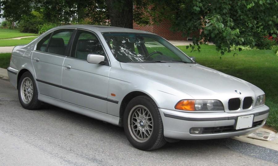 BMW 525 E39 - классическая модель 2
