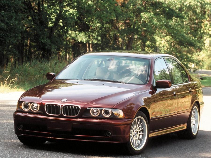 BMW 525 E39 - классическая модель 5