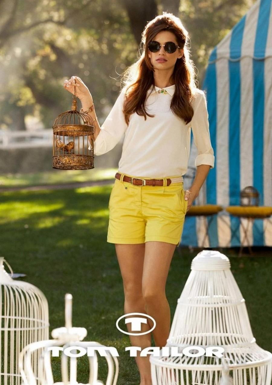 Модная летняя одежда от Tom Tailor 1