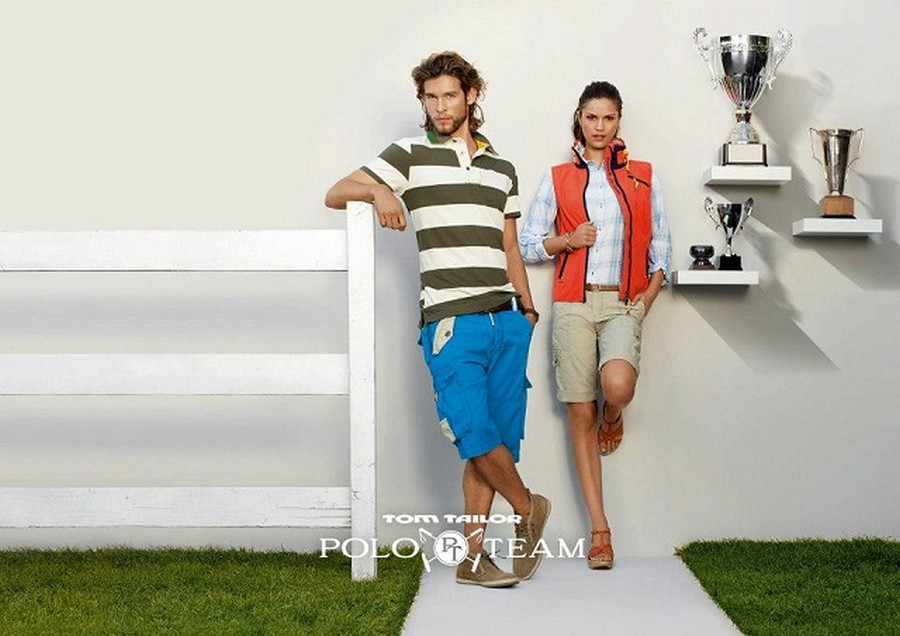Модная летняя одежда от Tom Tailor 4