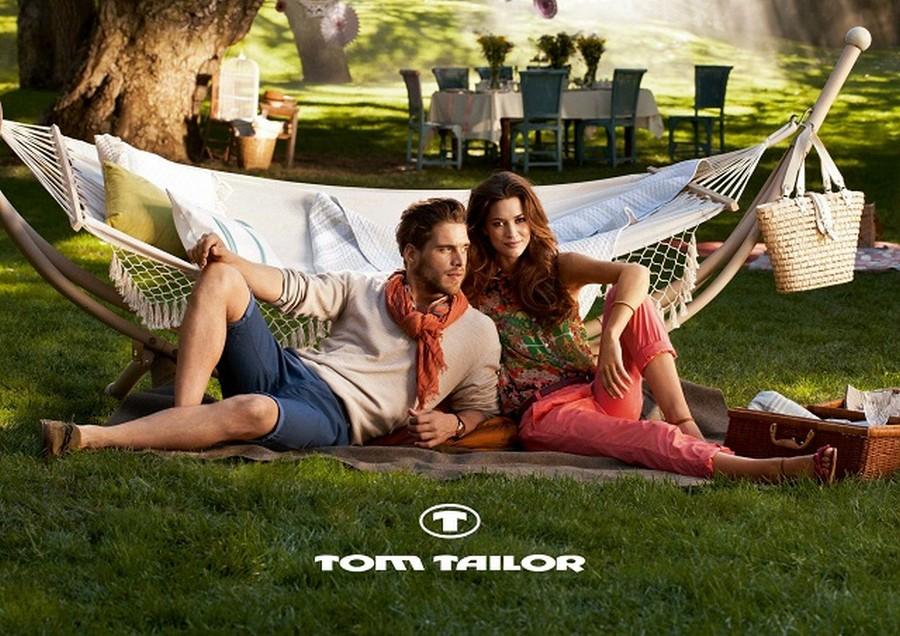 Модная летняя одежда от Tom Tailor 9