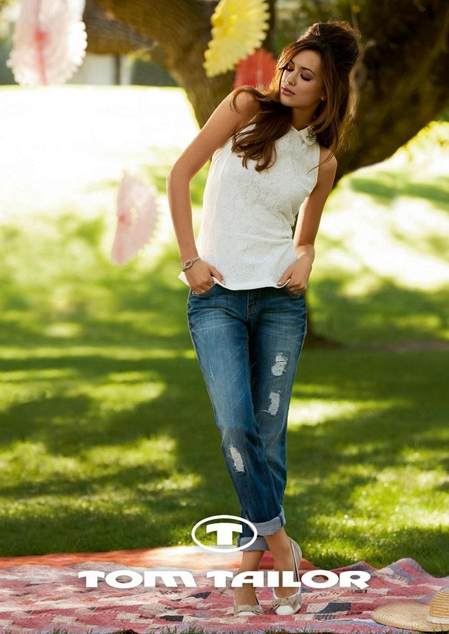Модная летняя одежда от Tom Tailor 10