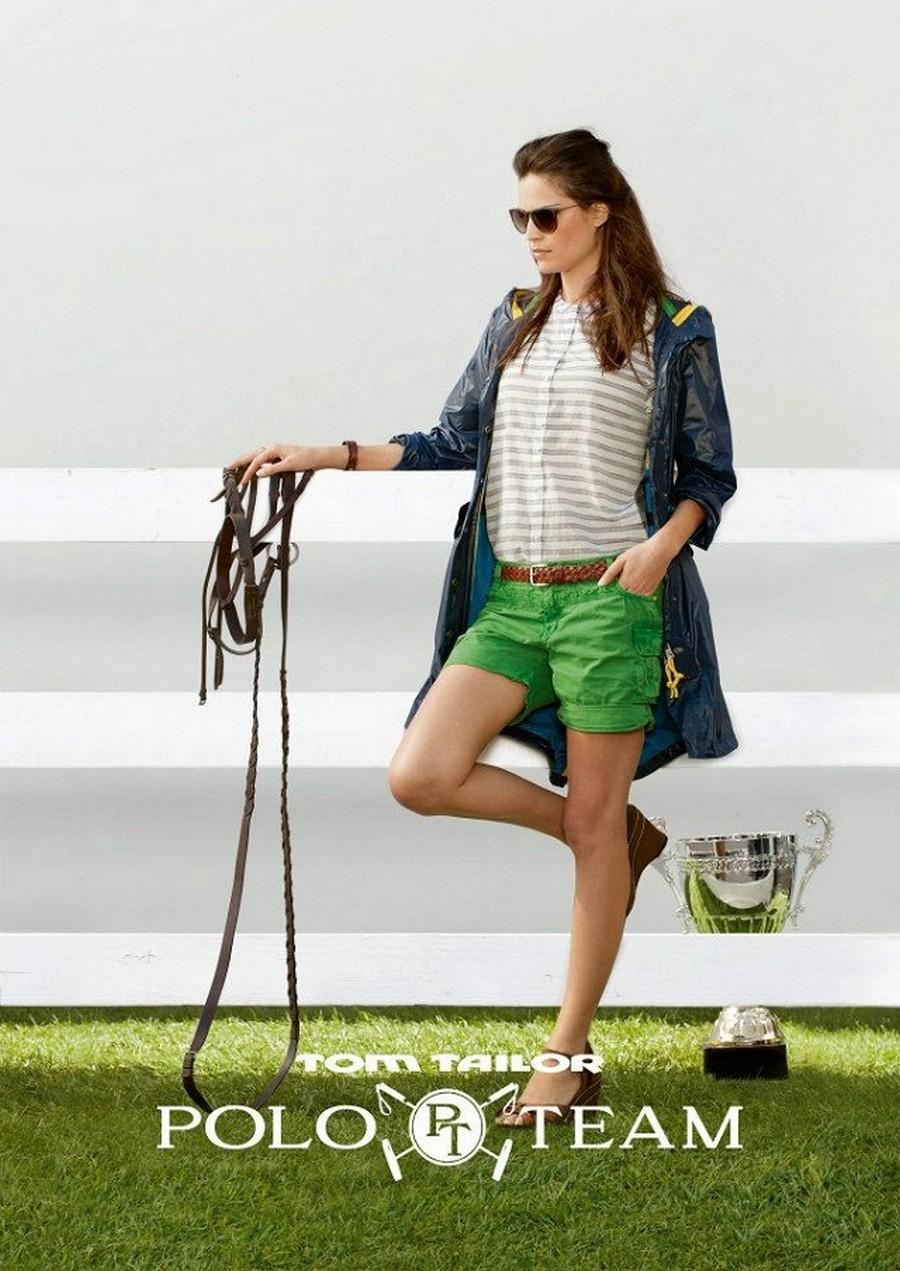 Модная летняя одежда от Tom Tailor 13