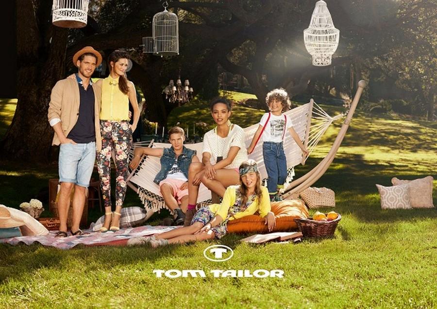 Модная летняя одежда от Tom Tailor 14