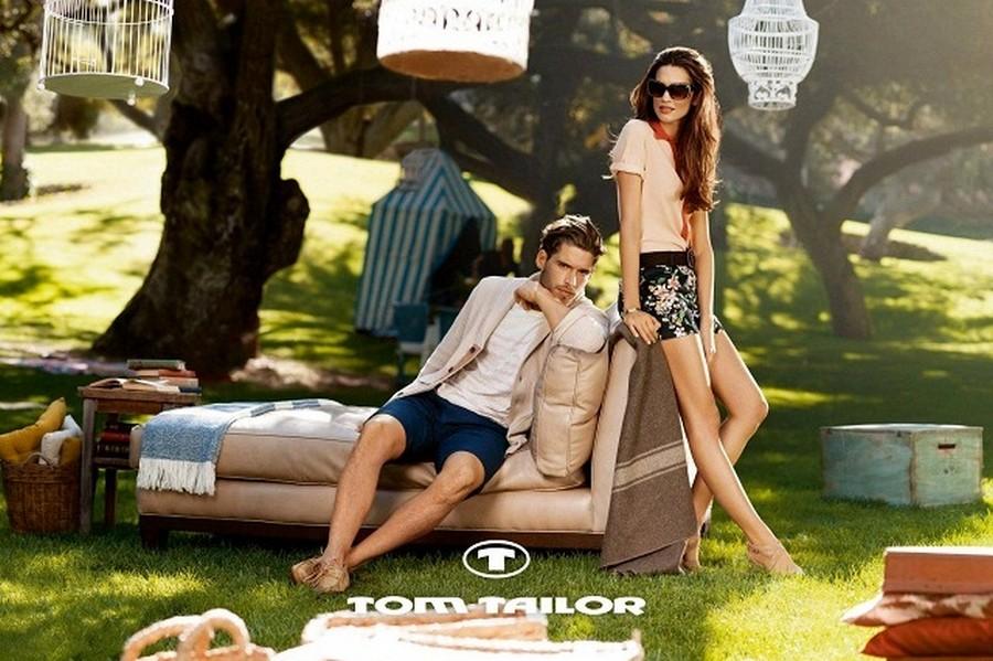 Модная летняя одежда от Tom Tailor 15