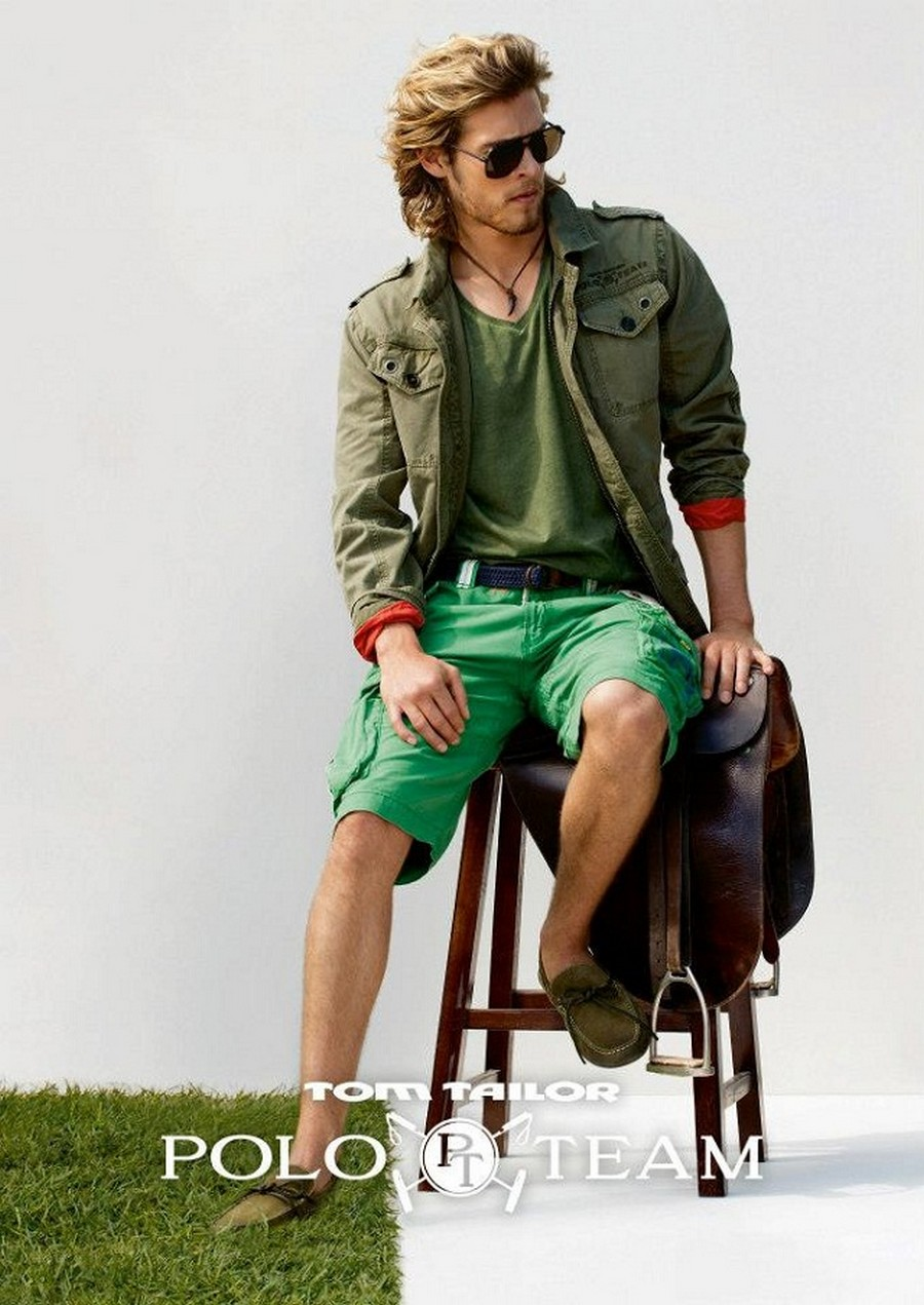 Модная летняя одежда от Tom Tailor 17