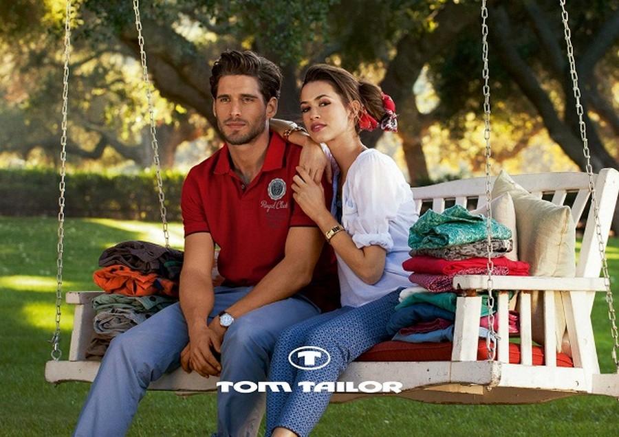 Модная летняя одежда от Tom Tailor 23