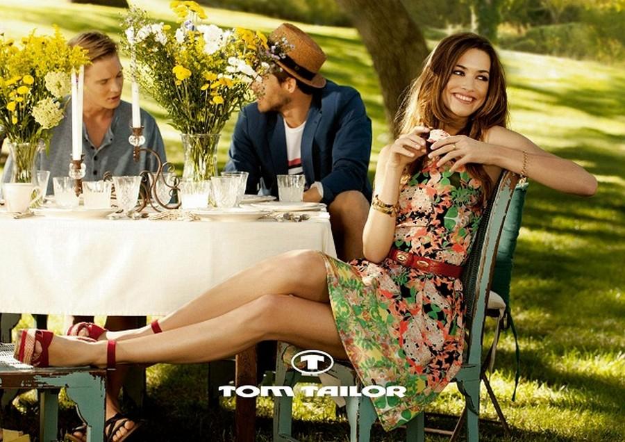 Модная летняя одежда от Tom Tailor 25