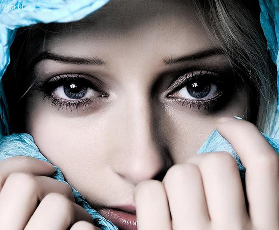Как делать фотографии красивых глаз 7