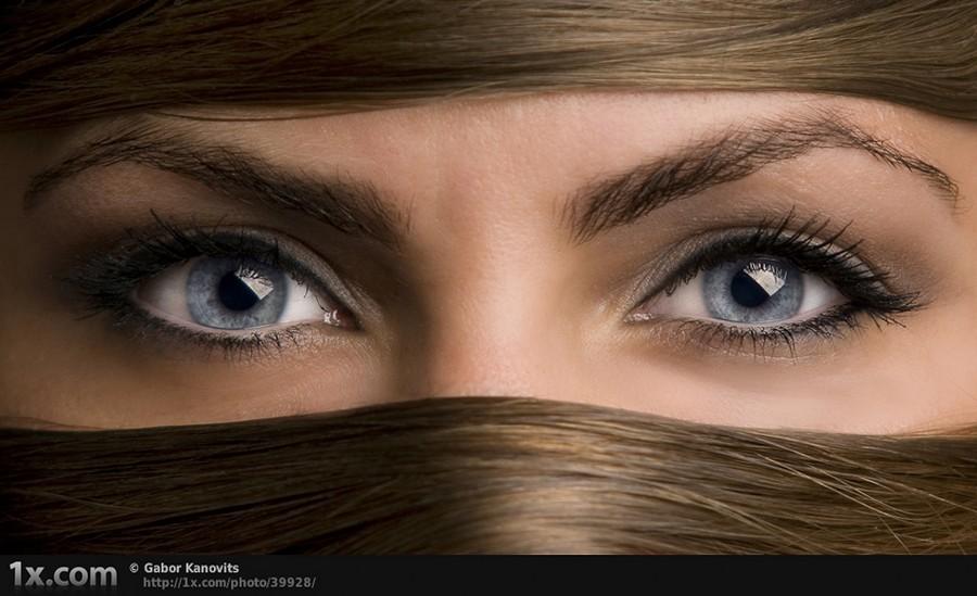 Как делать фотографии красивых глаз 18