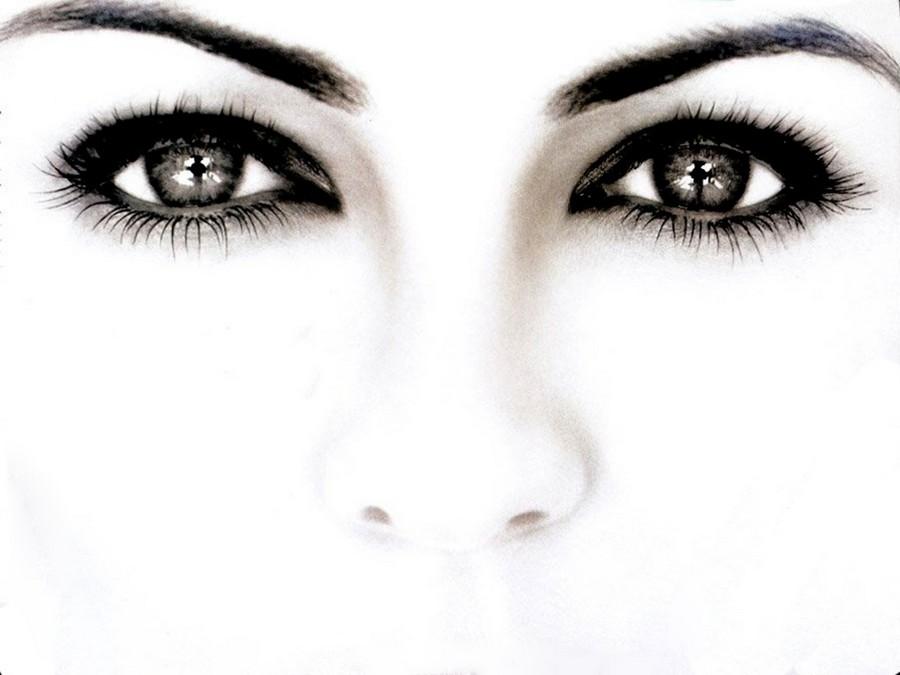 Как делать фотографии красивых глаз 29