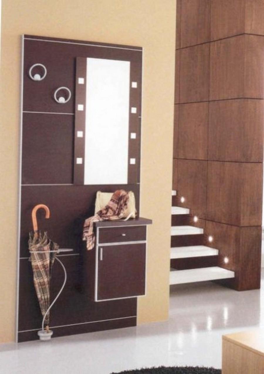 Создаем красивый дизайн прихожей в квартире 4