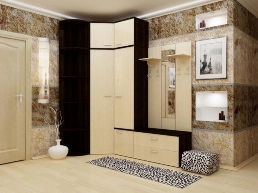 Создаем красивый дизайн прихожей в квартире 6
