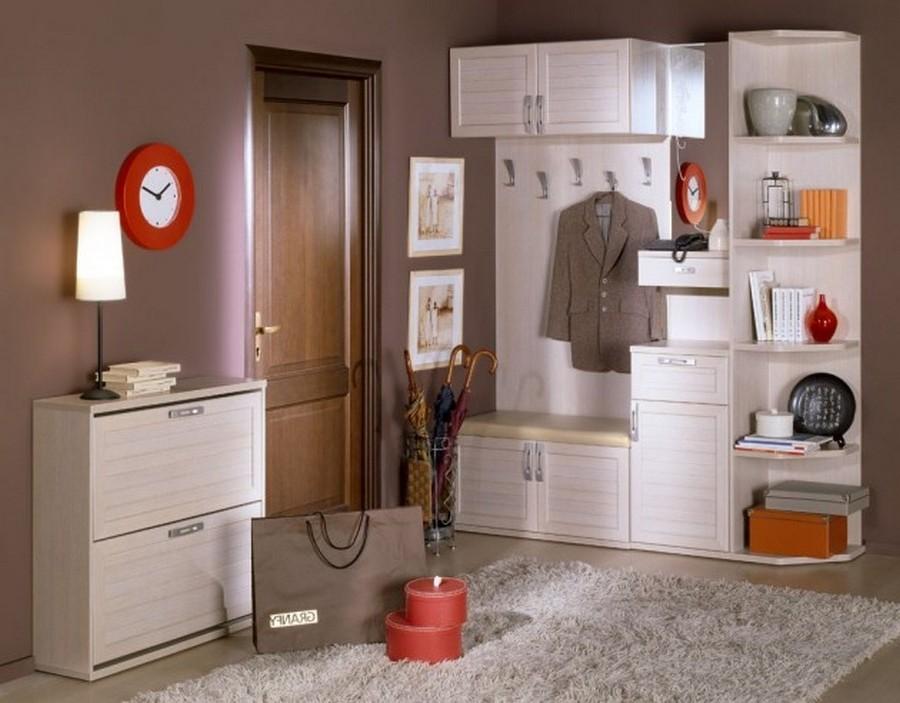 Создаем красивый дизайн прихожей в квартире 8