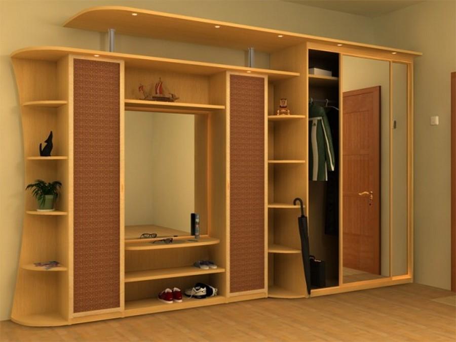 Создаем красивый дизайн прихожей в квартире 9