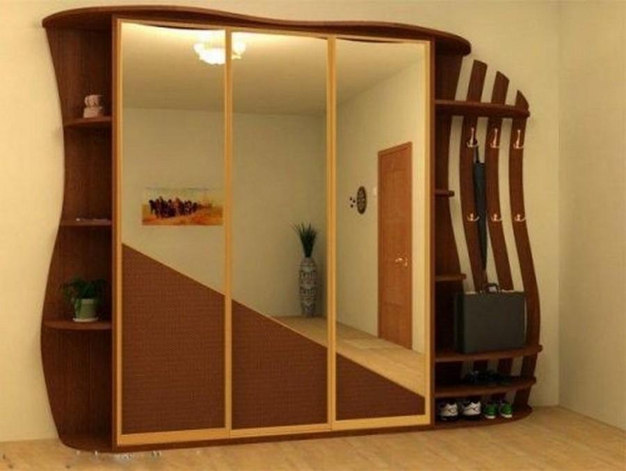 Создаем красивый дизайн прихожей в квартире 11