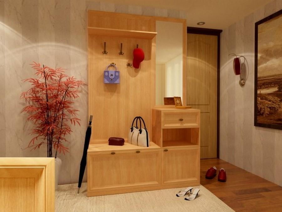 Создаем красивый дизайн прихожей в квартире 18