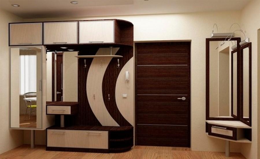 Создаем красивый дизайн прихожей в квартире 20