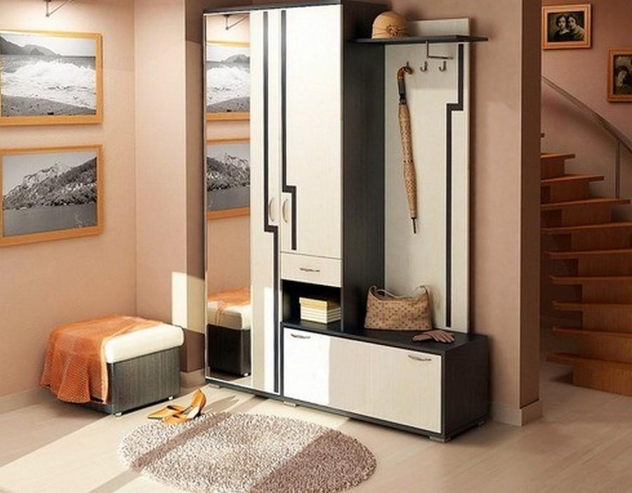 Создаем красивый дизайн прихожей в квартире 22