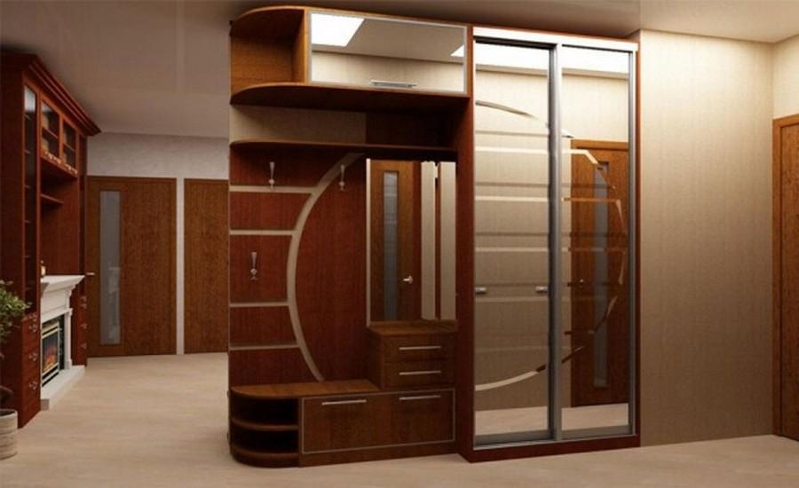 Создаем красивый дизайн прихожей в квартире 24