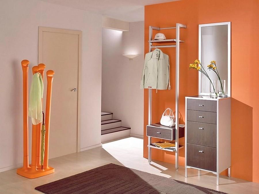 Создаем красивый дизайн прихожей в квартире 25