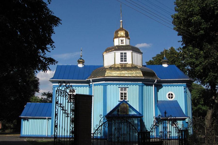 Достопримечательности города Ровно - Успенсая церковь