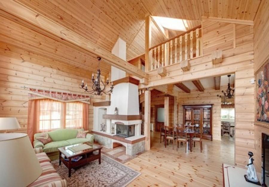 Деревянные интерьеры в вашем доме 3