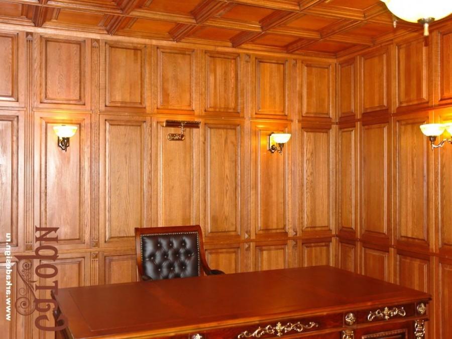Деревянные интерьеры в вашем доме 9
