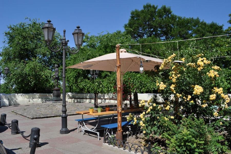Интерьер кафе Базилик в стиле прованс 4