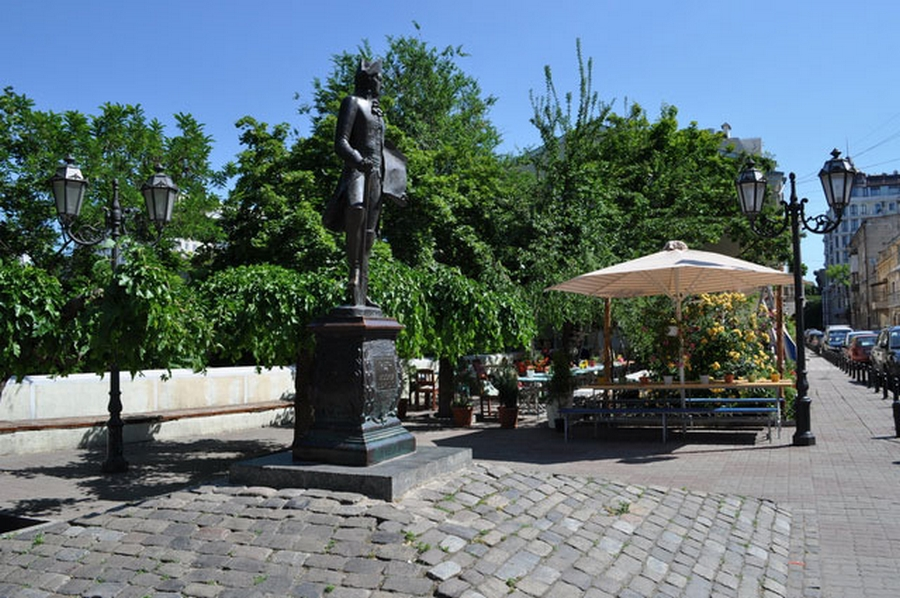 Интерьер кафе Базилик в стиле прованс 6