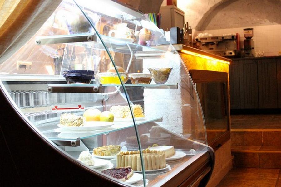 Интерьер кафе Базилик в стиле прованс 9
