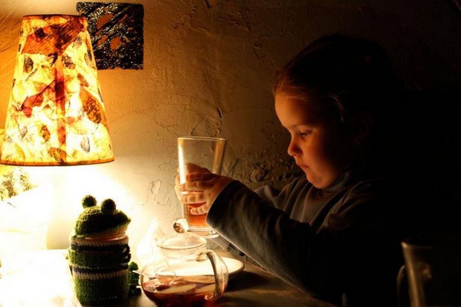 Интерьер кафе Базилик в стиле прованс 10