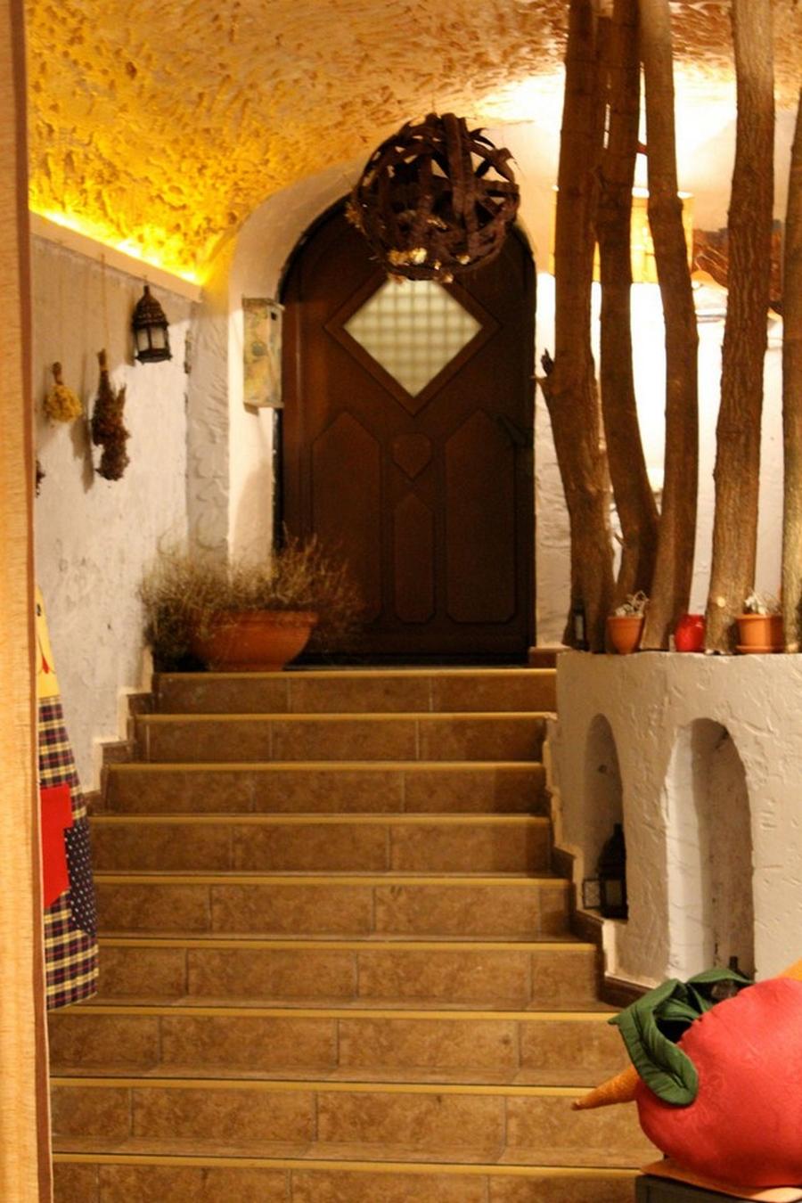 Интерьер кафе Базилик в стиле прованс 16