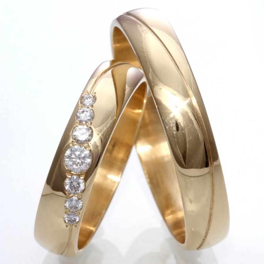 Обручальные кольца, как символ вечной любви 4